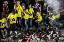 Armenian Genocide Anniversary - 1915-2015 - Commemoration in Iran, Tehran 23
