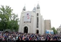 Armenian Genocide Anniversary - 1915-2015 - Commemoration in Iran, Tehran 25