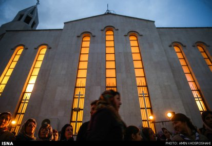 Armenian Genocide Anniversary - 1915-2015 - Commemoration in Iran, Tehran 43