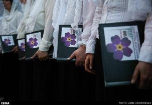 Armenian Genocide Anniversary - 1915-2015 - Commemoration in Iran, Tehran 48