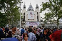 Armenian Genocide Anniversary - 1915-2015 - Commemoration in Iran, Tehran 6