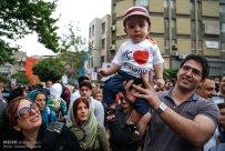 Armenian Genocide Anniversary - 1915-2015 - Commemoration in Iran, Tehran 7