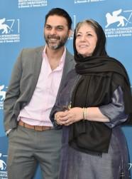 Bani-E'temad, Rakhshan - Film 2014 - Tales (Ghesseh-ha) 2 - Peyman Moaadi & Rakhshan Banietemad