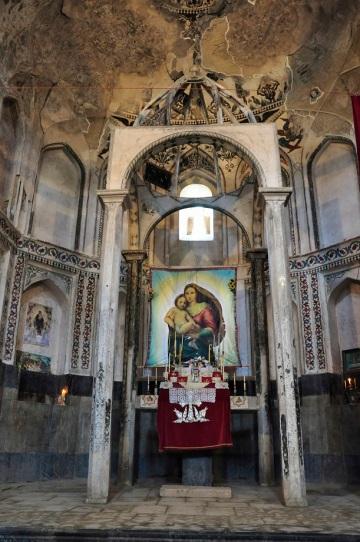 East Azerbaijan, Iran - Jolfa - Saint Stepanos Monastery 13