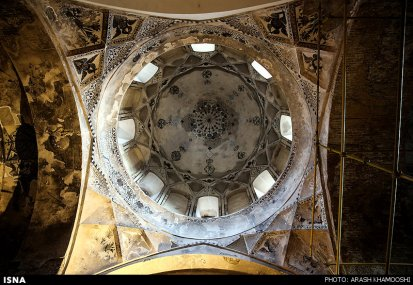 East Azerbaijan, Iran - Jolfa - Saint Stepanos Monastery 20
