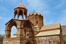 East Azerbaijan, Iran - Jolfa - Saint Stepanos Monastery 4