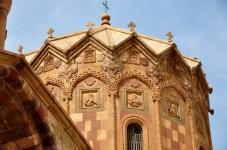 East Azerbaijan, Iran - Jolfa - Saint Stepanos Monastery 5