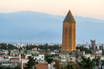 Golestan Province, Iran - Kordkuy, Qabus Tower, Khalid Nabi Cemetery 09
