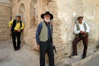 Heidari, Kamran - Film 2012 - My name is Negahdar Jamali and I make westerns 14