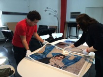 Heidari, Kamran - Iranian film director and photographer 7 - Good News from Iran Exhibition, Pasinger Fabrik, Munich Germany, 2014