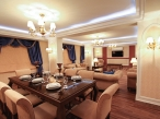 Hormoz Luxury Restaurant in Tehran, Iran - Image credit: Mahdi Fakhimi 2014