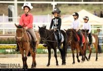 International Equestrian Tournament in Tehran Iran 05
