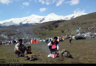 Sizdah Bedar 1394 in Iran - 27