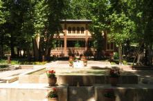 Tehran, Iran - Bagh-e Irani Park 4