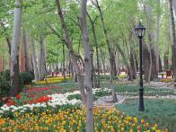 Tehran, Iran - Bagh-e Irani Park 5