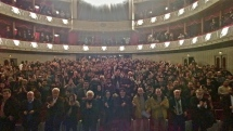 US Jazz Musician Bob Belden and band Animation in Iran Standing ovations in Tehran's Vahdat Hall