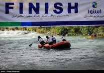Chaharmahal and Bakhtiari, Iran - National team qualifyers - Rafting - 19