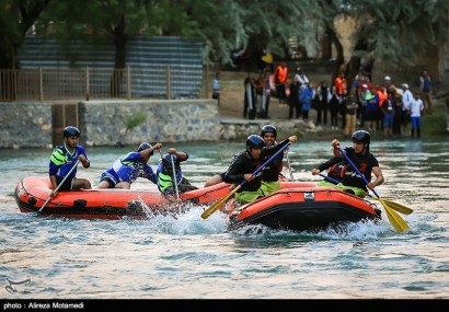 Chaharmahal and Bakhtiari, Iran - National team qualifyers - Rafting - 20