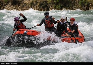 Chaharmahal and Bakhtiari, Iran - National team qualifyers - Rafting - 24