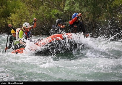 Chaharmahal and Bakhtiari, Iran - National team qualifyers - Rafting - 25