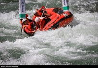 Chaharmahal and Bakhtiari, Iran - National team qualifyers - Rafting - 26