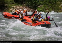 Chaharmahal and Bakhtiari, Iran - National team qualifyers - Rafting - 28
