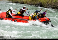 Chaharmahal and Bakhtiari, Iran - National team qualifyers - Rafting - 3