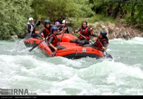 Chaharmahal and Bakhtiari, Iran - National team qualifyers - Rafting - 4