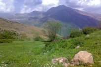 Gilan and Mazandaran, Iran - Eshkevarat in Spring 4
