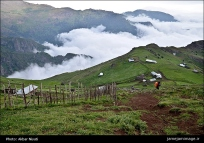 Gilan, Iran - Hiking to Soobatan 5 (Photo Akbar Niyati)