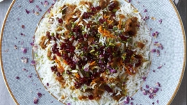 Iranian American Chef Ariana Bundy 3