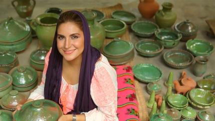 Iranian American Chef Ariana Bundy