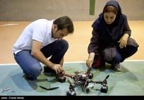 Kermanshah, Iran - 2015 ROBOMEDAL 3