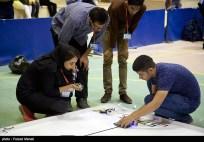 Kermanshah, Iran - 2015 ROBOMEDAL 8