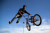 Tehran, Iran -1st Official BMX Competitions in Ghaem (Qaem) Park 1