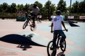 Tehran, Iran -1st Official BMX Competitions in Ghaem (Qaem) Park 2