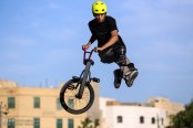 Tehran, Iran -1st Official BMX Competitions in Ghaem (Qaem) Park 6