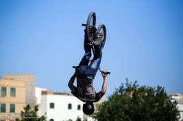 Tehran, Iran -1st Official BMX Competitions in Ghaem (Qaem) Park 7