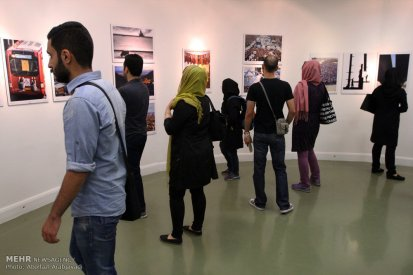 Tehran, Iran - Iranian Artists Forum - Exhibition of Urban Space and Structures, 2015 - 7