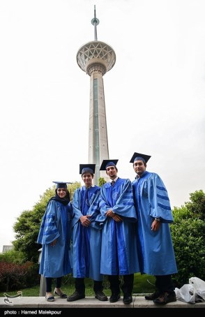 Tehran, Iran - Sharif University of Technology - Graduation 2015 - 12