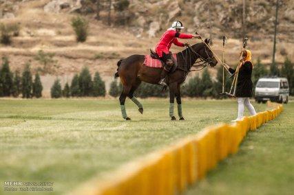 Tehran, Iran - Women Polo Tournament - Shirin Cup 2015 - 14