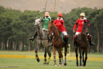 Tehran, Iran - Women Polo Tournament - Shirin Cup 2015 - 3