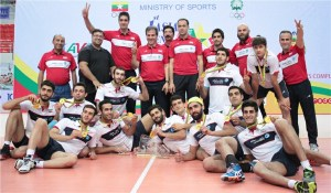 Volleyball U23 - 2015 Asian Championship - Iran (Gold medal)