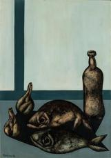 Bahman Mohassess - Untitled