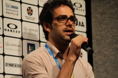 Fahimi, Reza - Iranian film director - Short Shorts Film Festival and Asia 2015