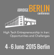 iBridge Berlin - Logo - 2015, June 4th to 6th