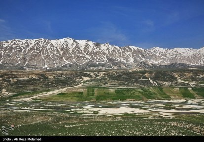 Iran Chahar Mahal Province -Spring in Koohrang 6