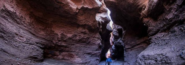 Rageh Canyon in Kerman, Iran (Photo credit: rageh.ir)
