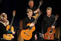 Keyvan Saket & German Guitarists - Meeting East and West in Mirror of Tar and Guitar - 2015, May 7