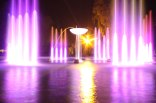 'Olive' Music Fountain Park in Ahvaz, Iran
